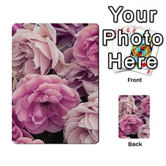 Great Garden Roses Pink Multi Purpose Cards (rectangle)