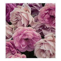 Great Garden Roses Pink Shower Curtain 66  X 72  (large)