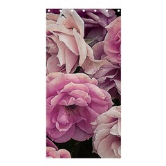 Great Garden Roses Pink Shower Curtain 36  x 72  (Stall)
