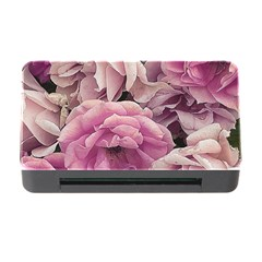 Great Garden Roses Pink Memory Card Reader With Cf