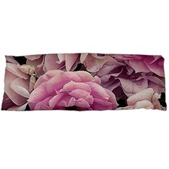 Great Garden Roses Pink Body Pillow Cases (Dakimakura)