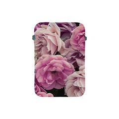 Great Garden Roses Pink Apple Ipad Mini Protective Soft Cases