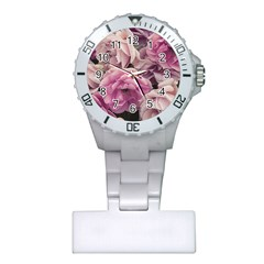 Great Garden Roses Pink Nurses Watches