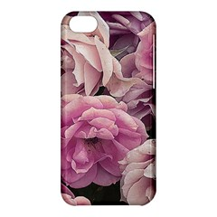 Great Garden Roses Pink Apple Iphone 5c Hardshell Case