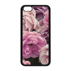Great Garden Roses Pink Apple Iphone 5c Seamless Case (black)
