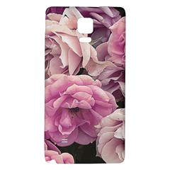 Great Garden Roses Pink Galaxy Note 4 Back Case