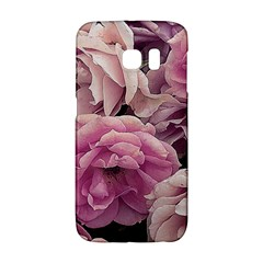 Great Garden Roses Pink Galaxy S6 Edge