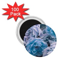 Great Garden Roses Blue 1 75  Magnets (100 Pack)