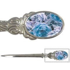 Great Garden Roses Blue Letter Openers