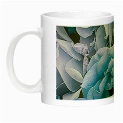 Great Garden Roses Blue Night Luminous Mugs