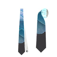 Great Garden Roses Blue Neckties (two Side)
