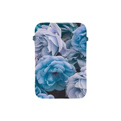 Great Garden Roses Blue Apple Ipad Mini Protective Soft Cases