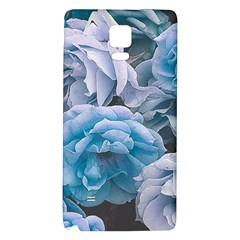 Great Garden Roses Blue Galaxy Note 4 Back Case