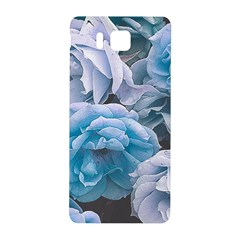 Great Garden Roses Blue Samsung Galaxy Alpha Hardshell Back Case