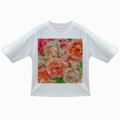 Great Garden Roses, Orange Infant/toddler T Shirts