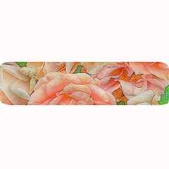 Great Garden Roses, Orange Large Bar Mats