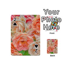 Great Garden Roses, Orange Playing Cards 54 (Mini)