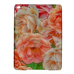 Great Garden Roses, Orange iPad Air 2 Hardshell Cases