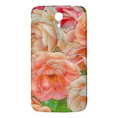 Great Garden Roses, Orange Samsung Galaxy Mega I9200 Hardshell Back Case