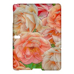 Great Garden Roses, Orange Samsung Galaxy Tab S (10.5 ) Hardshell Case