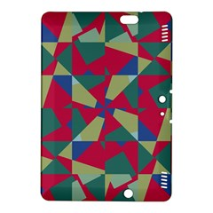 Shapes In Squares Patternkindle Fire Hdx 8 9  Hardshell Case