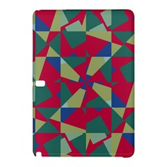 Shapes In Squares Patternsamsung Galaxy Tab Pro 10 1 Hardshell Case