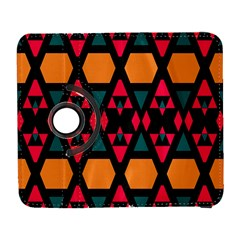 Rhombus And Other Shapes Pattern Samsung Galaxy S  Iii Flip 360 Case