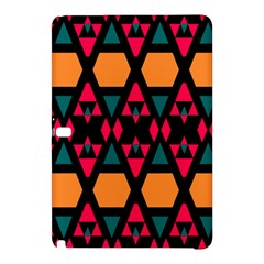 Rhombus And Other Shapes Patternsamsung Galaxy Tab Pro 12 2 Hardshell Case