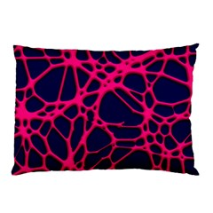 Hot Web Pink Pillow Cases