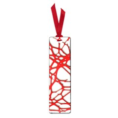 Hot Web Red Small Book Marks