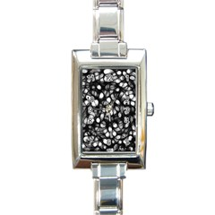 Chaos Decay Rectangle Italian Charm Watches