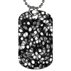 Chaos Decay Dog Tag (two Sides)
