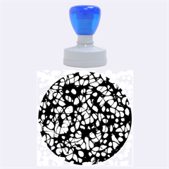Chaos Decay Rubber Round Stamps (Large)