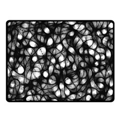 Chaos Decay Double Sided Fleece Blanket (small)