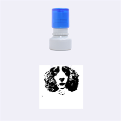 Ess Walking Rubber Round Stamps (Small)