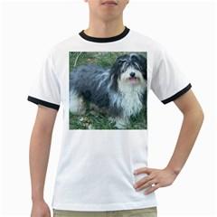 Havanese Full Ringer T-Shirts