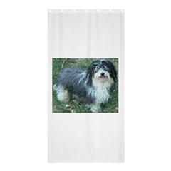 Havanese Full Shower Curtain 36  x 72  (Stall)