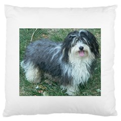 Havanese Full Large Flano Cushion Cases (two Sides)