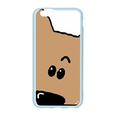 Peeping Yorkshire terrier Apple Seamless iPhone 6 Case (Color)