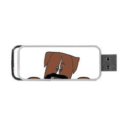 Peeping Boxer Portable USB Flash (One Side)