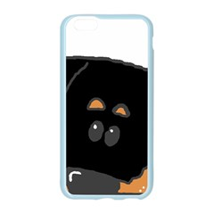 Peeping Rottweiler Apple Seamless iPhone 6 Case (Color)