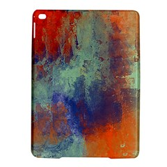 Abstract in Green, Orange, and Blue iPad Air 2 Hardshell Cases