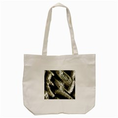Brilliant Metal 5 Tote Bag (Cream)