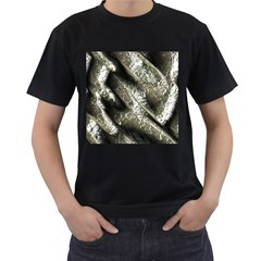 Brilliant Metal 5 Men s T Shirt (black)