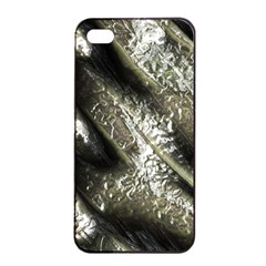Brilliant Metal 5 Apple iPhone 4/4s Seamless Case (Black)