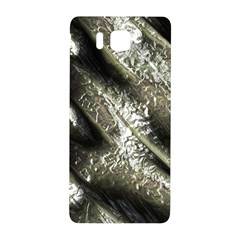 Brilliant Metal 5 Samsung Galaxy Alpha Hardshell Back Case