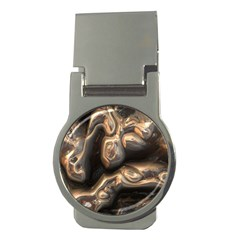Brilliant Metal 4 Money Clips (round)