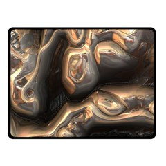 Brilliant Metal 4 Fleece Blanket (Small)
