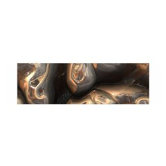 Brilliant Metal 4 Satin Scarf (oblong)