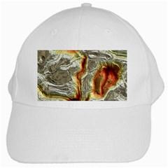 Brilliant Metal 3 White Cap
